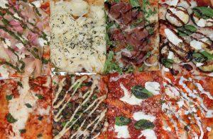 Mortadella Head Roman Style al taglio Pizza