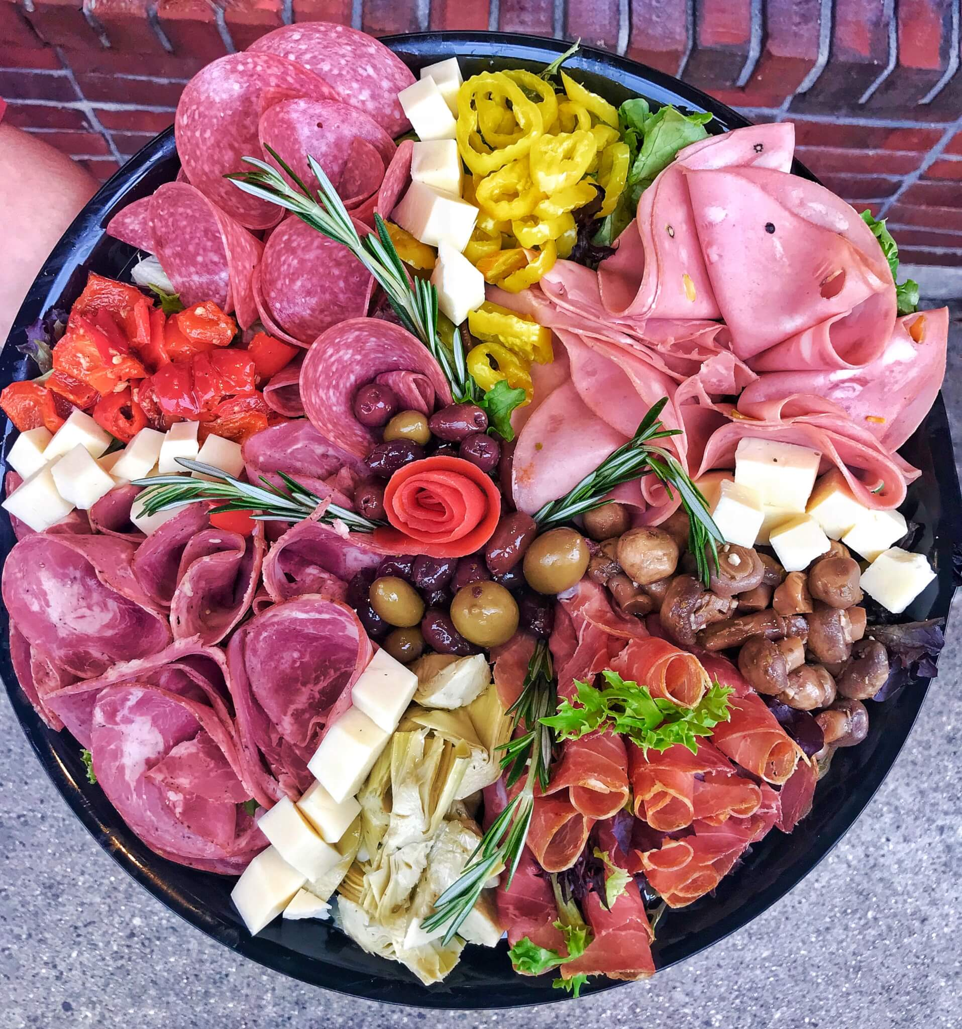 How To Make The Best Antipasti Platter Mortadella Head