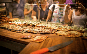 antico forno roscioli rome italy roman pizza
