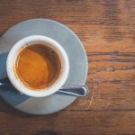 what's in a typical italian breakfast coffee