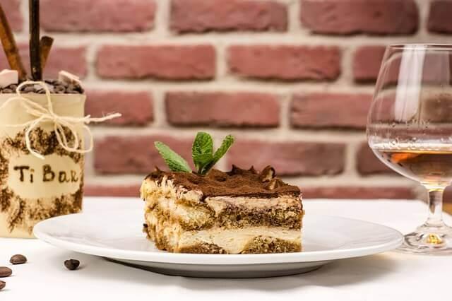 italian desserts tiramisu