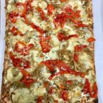 La Rustic Roman Pizza